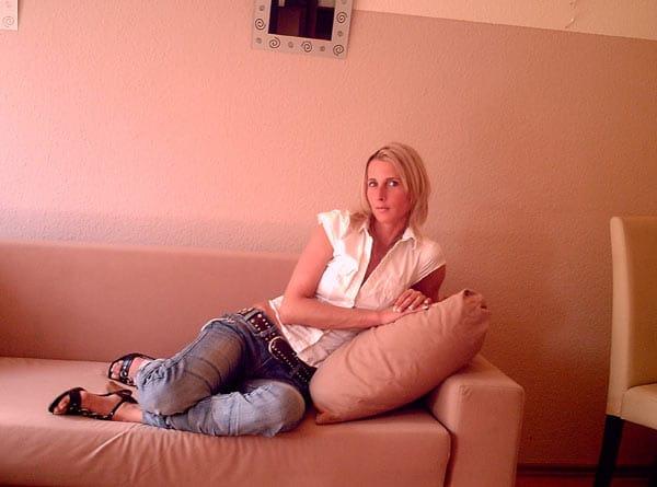 Une blonde mature pour un plan cul à Aurillac